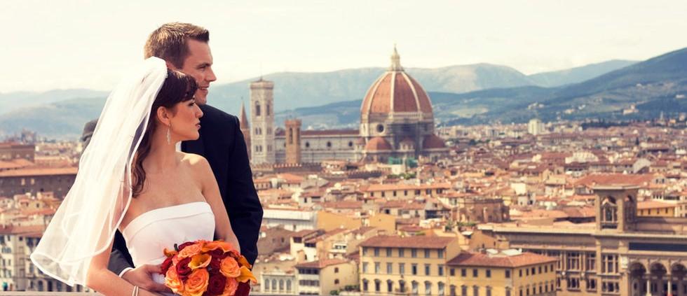 Richiedi un preventivo per un servizio fotografico matrimoniale a Firenze